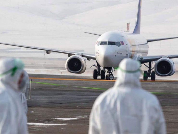 Αναστολή πτήσεων στην Ελλάδα λόγω κορονοϊού