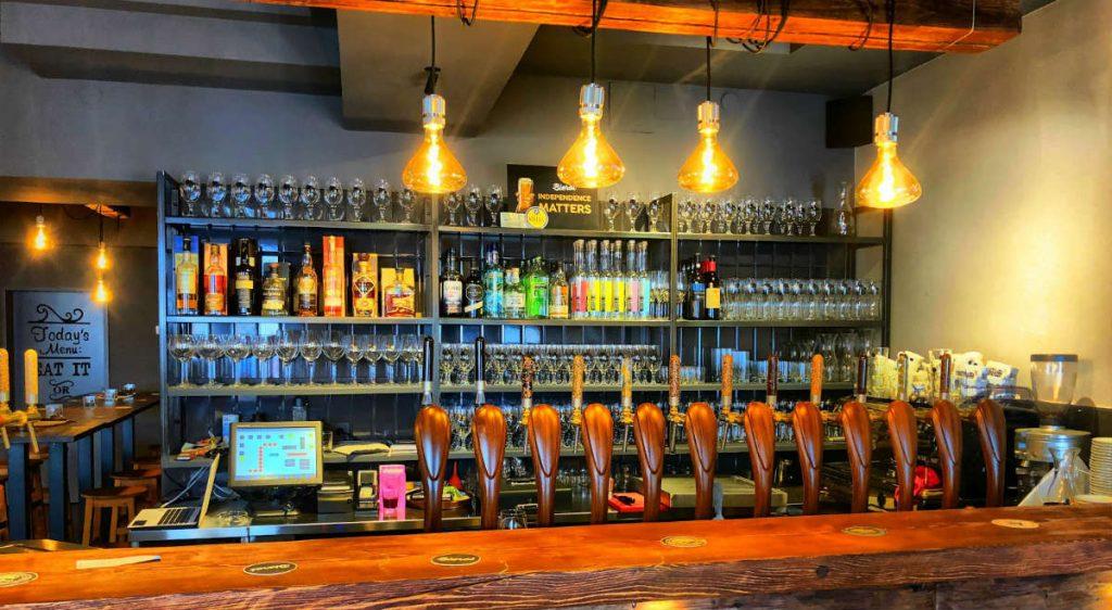 AmmutsOn Craft Beer Dive - μέρη για μπύρα στη Βιέννη