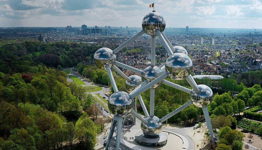 Atomium Βρυξέλλες