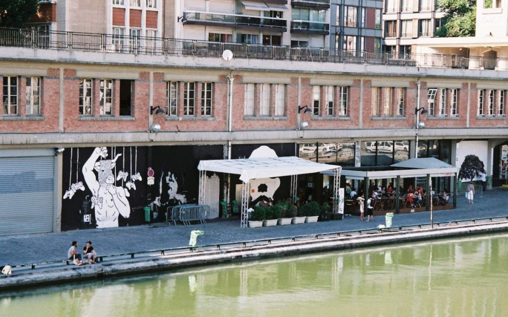 Club Point Ephemere - διασκέδαση Παρίσι