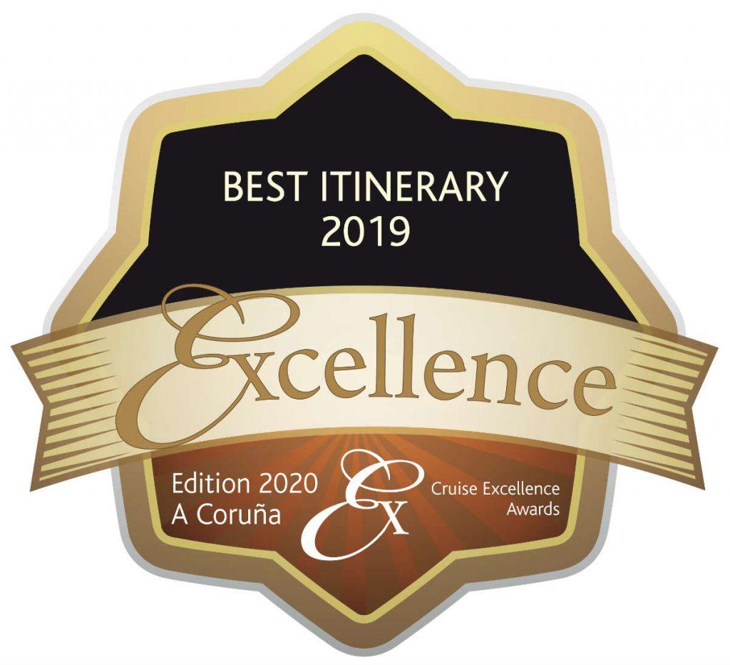 Cruise Excellence Awards Logo