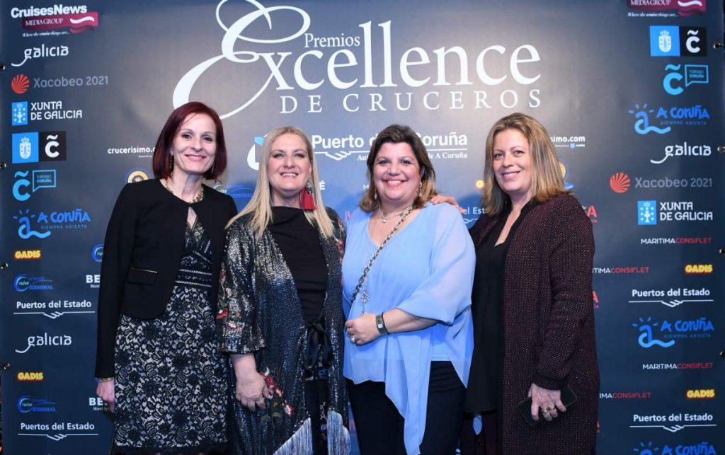 Cruise Excellence Awards Gala - Celestyal Cruises