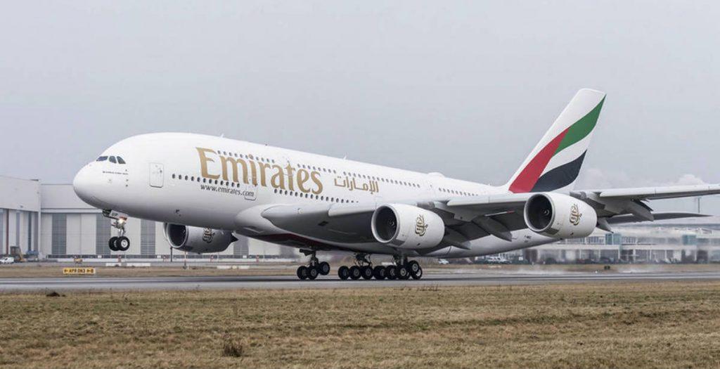 Emirates ανακοίνωση