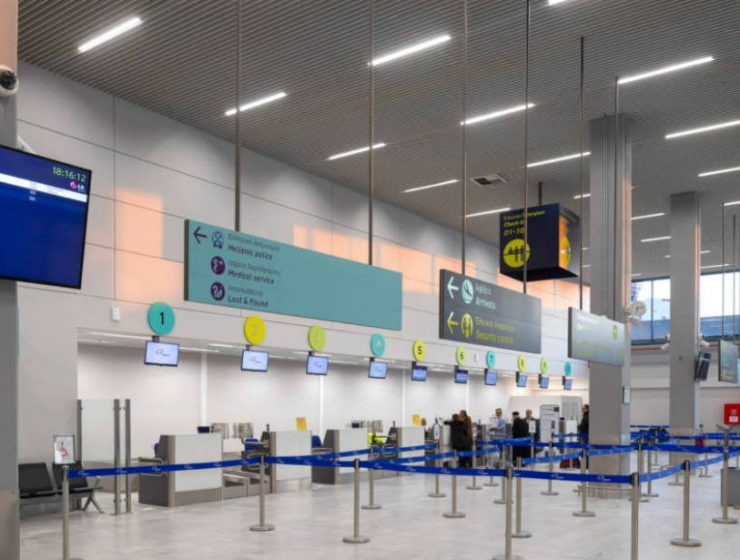 Fraport Greece - Αεροδρόμια και μέτρα