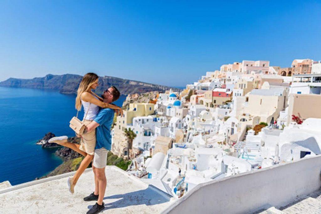 Ελλάδα γαμήλιο ταξίδι