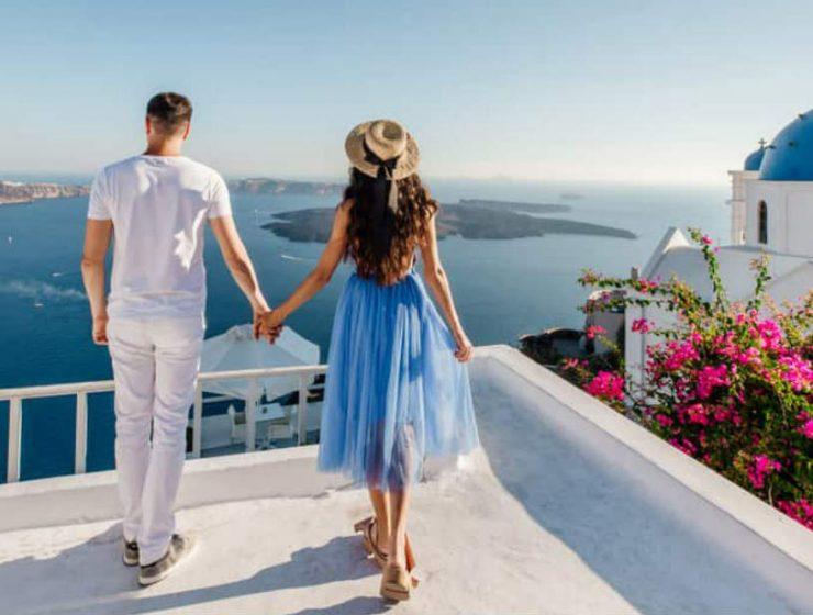Γαμήλιο ταξίδι ειδυλλιακοί προορισμοί