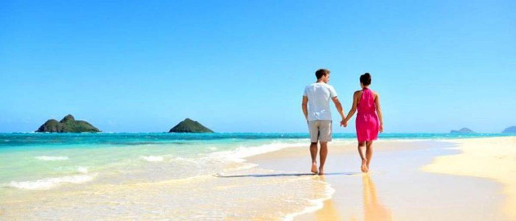 Χαβάη γαμήλιο ταξίδι
