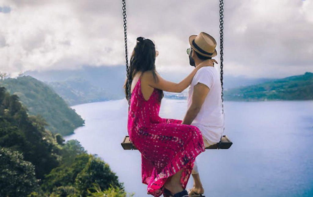 Μπαλί γαμήλιο ταξίδι γαμήλιος προορισμός
