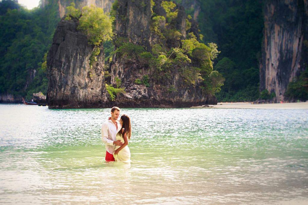 Ταϊλάνδη γαμήλιο ταξίδι