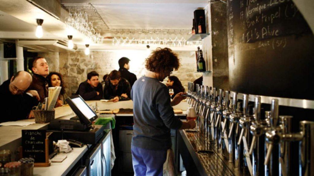 La Fine Mousse μπύρα