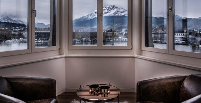 Ξενοδοχείο στην Ελβετία λανσάρει πολυτελή διαμερίσματα καραντίνας!