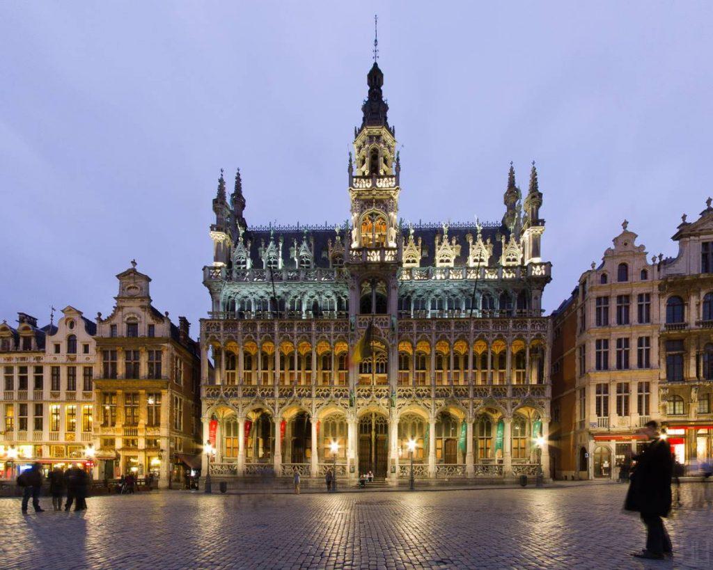 Σπίτι του Βασιλιά, Βρύξελλες