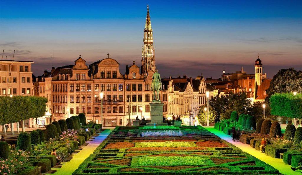 Όρος των Τεχνών, Βρυξέλλες