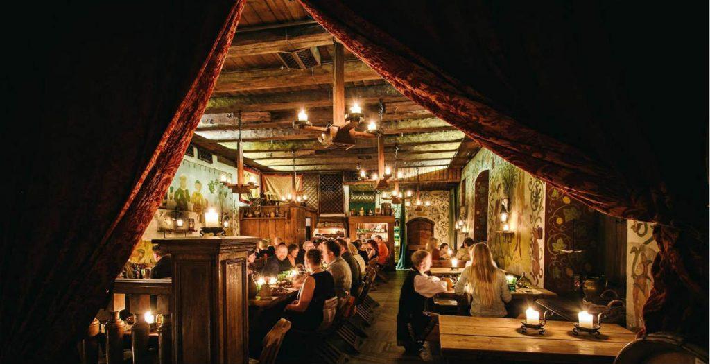 Olde Hansa - καλύτερα εστιατόρια Ταλίν