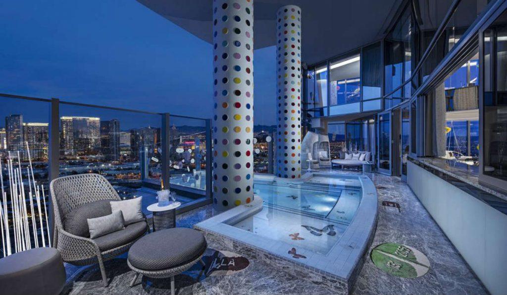 Palms Casino Resort, Λας Βέγκας - ακριβότερα ξενοδοχεία στον κόσμο