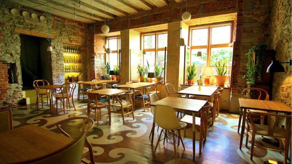 Εστιατόριο Rataskaevu 16