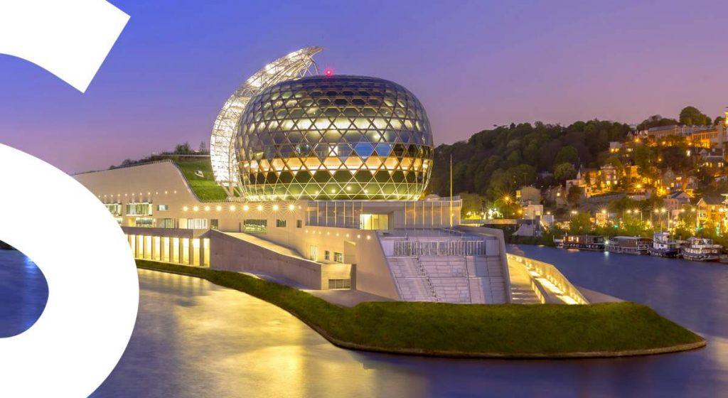 La Seine Musicale - διασκέδαση Παρίσι