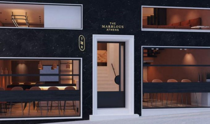 Το νέο πολυτελές ξενοδοχείο της Αθήνας που θα λατρέψουν οι γυναίκες!