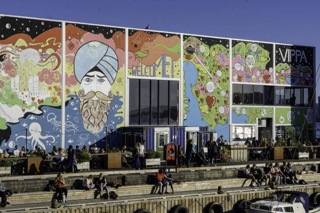 Πολιτιστικό κέντρο Vippa