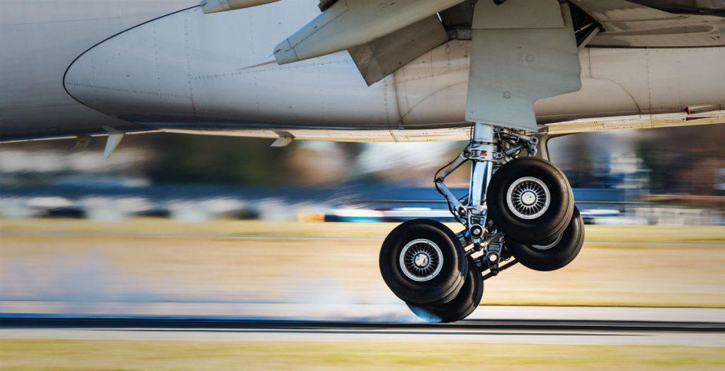 Πόδια αεροπλάνου