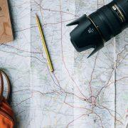 Ταξιδιωτικός χάρτης - φωτογραφίες