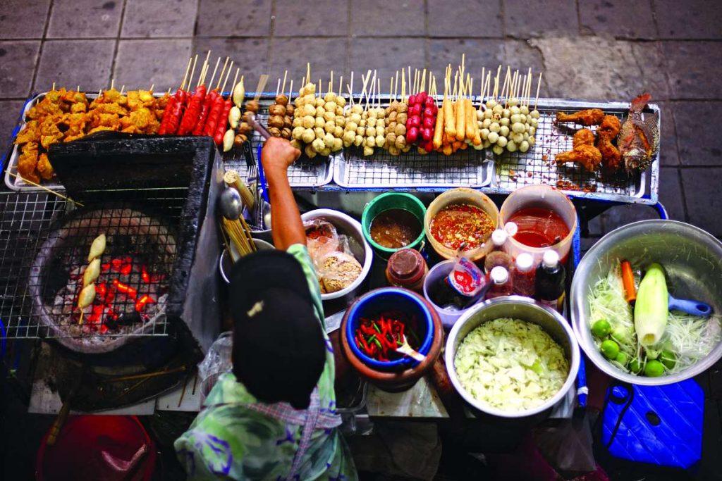 Ταϊλανδέζικο street food