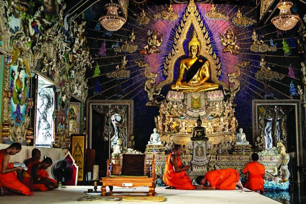 Ναός Pariwat Μπανγκόκ