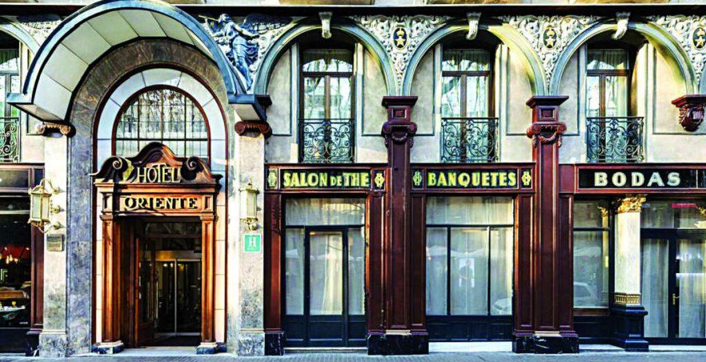 Oriente Atiram, ξενοδοχεία Βαρκελώνη περισσότερα ξενοδοχεία