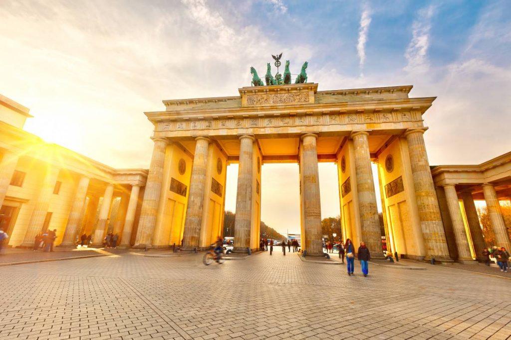 Πύλη του Βρανδεμβούργου, Βερολίνο