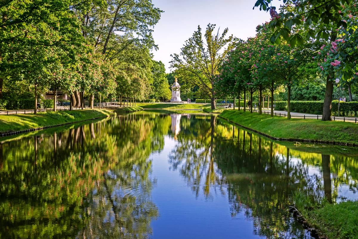 πάρκο Tiergarten