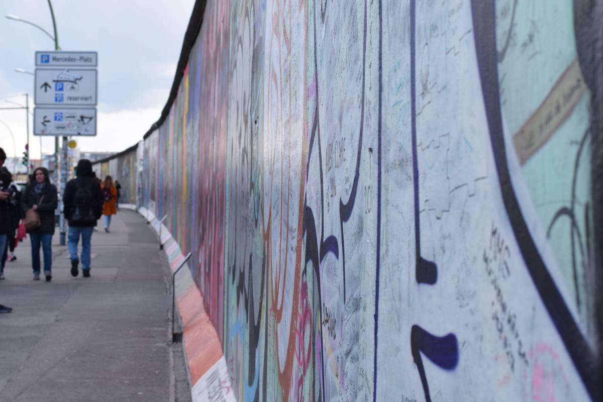 Μνημείο του Τείχους του Βερολίνου