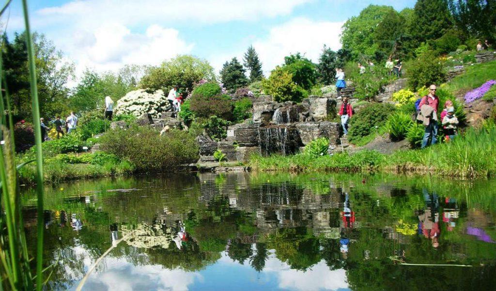 Βοτανικοί κήποι, Όσλο