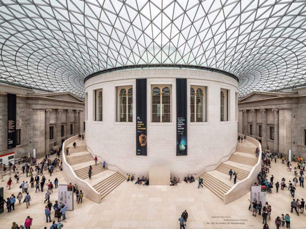 Βρετανικό Μουσείο εικονική ξενάγηση