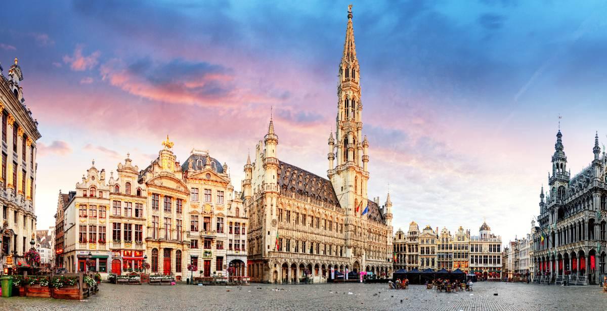 Βρυξέλλες ταξίδι - αξιοθέατα
