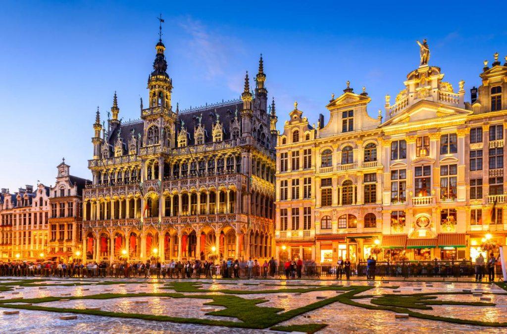 Grand Place, Βρυξέλλες