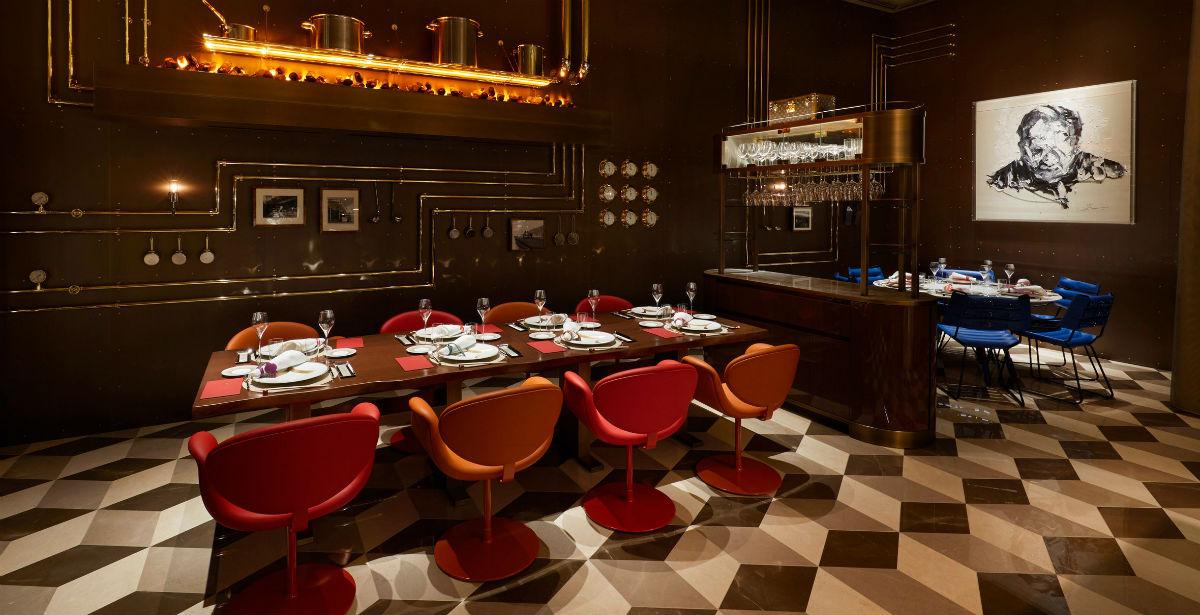 Εστιατόριο LV