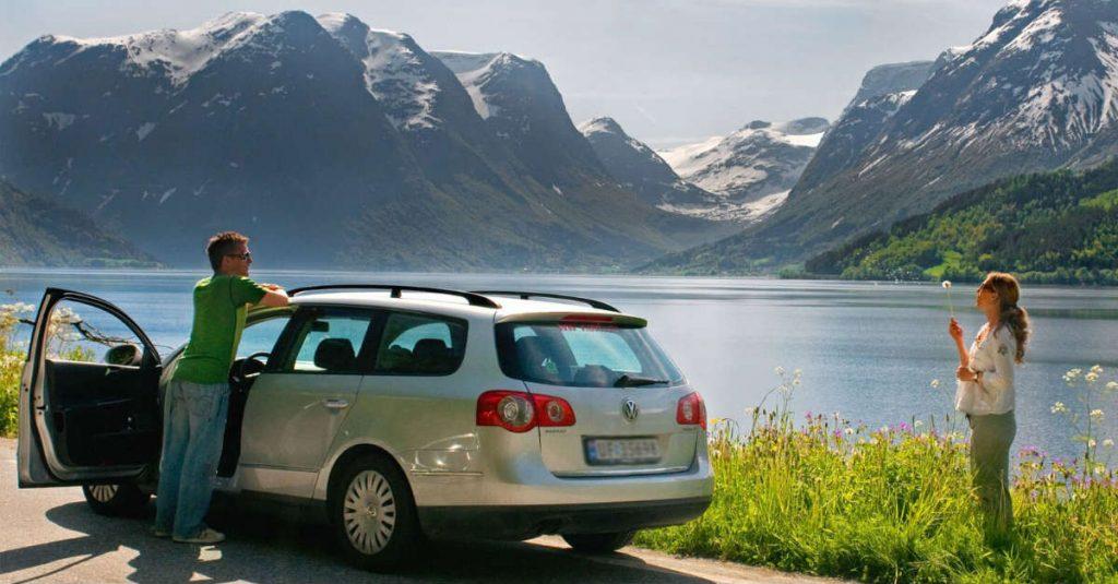 Ταξίδι με αυτοκίνητο - car rental