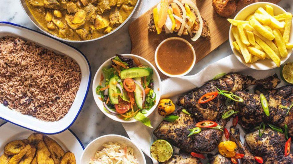 Κουζίνα της Καραϊβικής