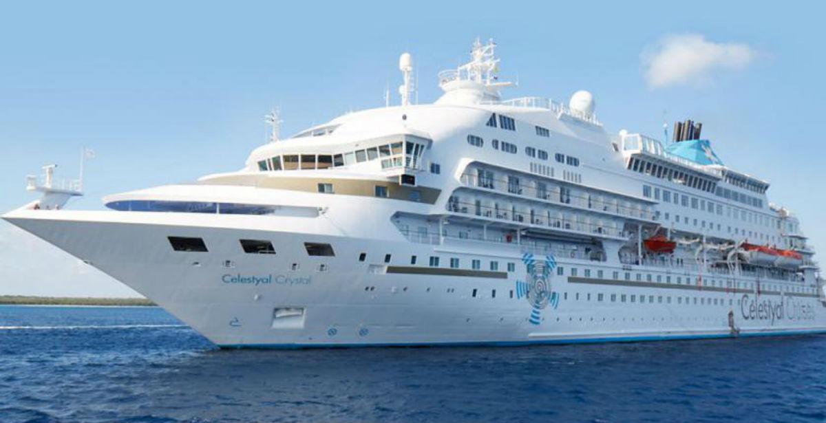 Celestyal Cruises κρουαζιέρα