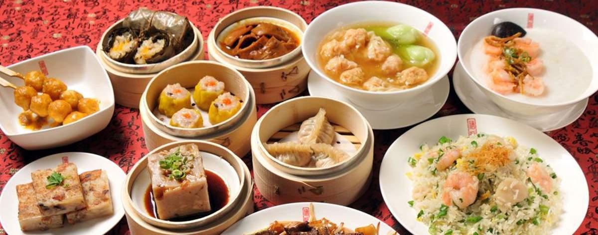 Κινέζικη κουζίνα φαγητά
