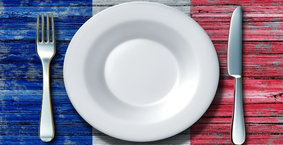 Γαλλική κουζίνα φαγητά