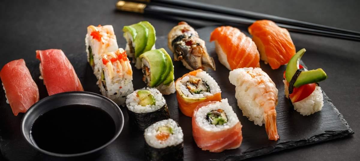 Ιαπωνική κουζίνα, σούσι
