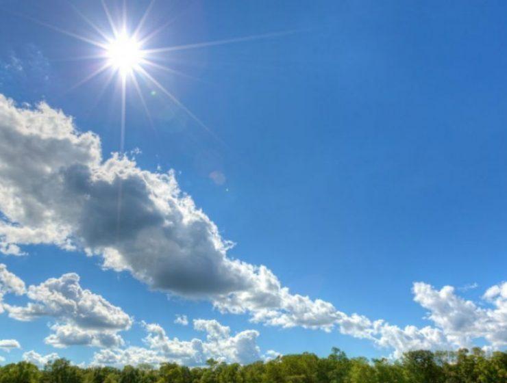 Αίθριος Καιρός - Ηλιοφάνεια
