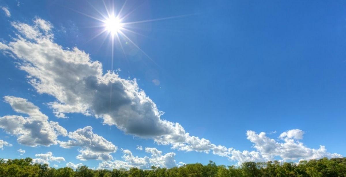 Καιρός 4/6: Τέλος η αστάθεια του καιρού από σήμερα λέει ο Αρναούτογλου. Δείτε τον καιρό μέσω δορυφόρου