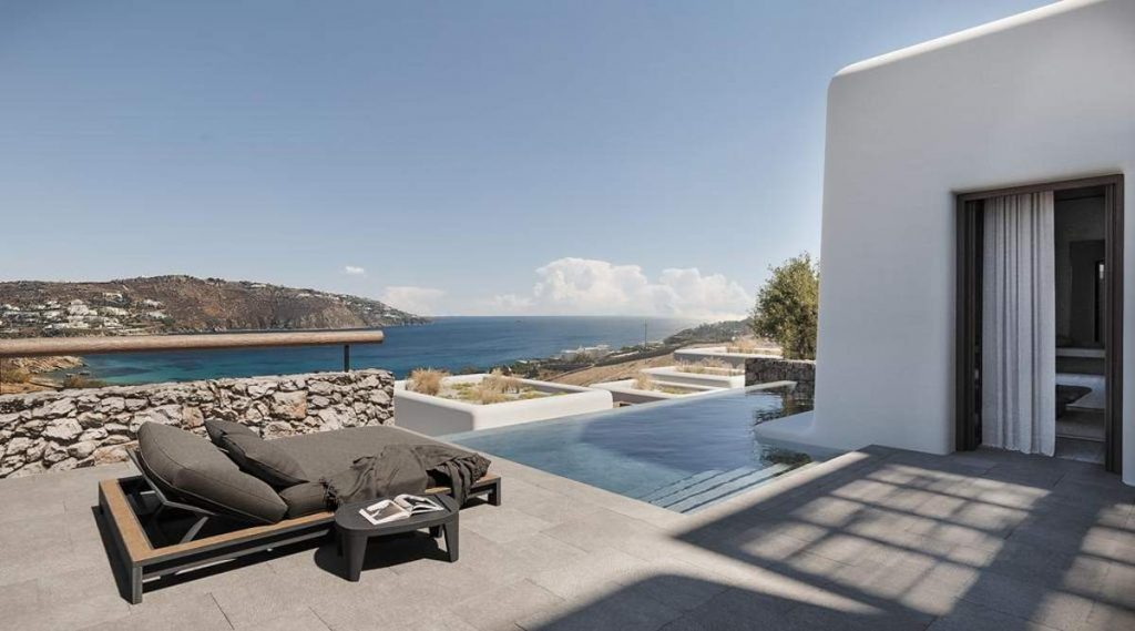 Kalesma Hotel ιδιωτική πισίνα