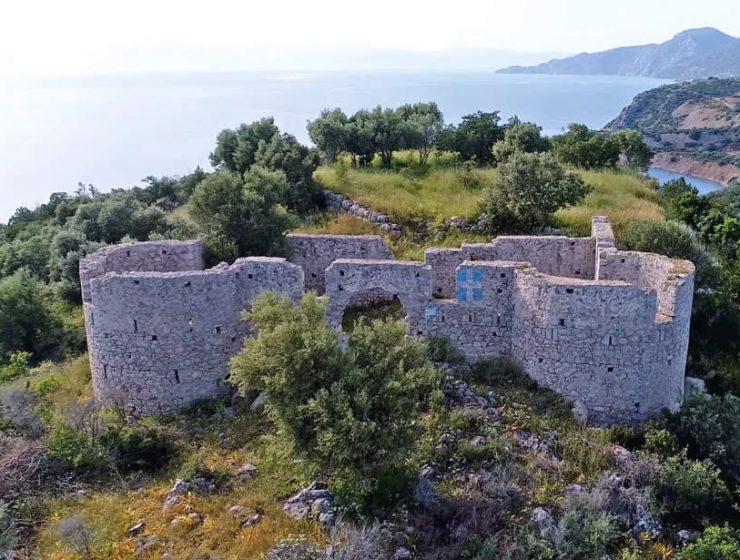 Κάστρο Φαβιέρου - Τακτικούπολη Τροιζηνίας