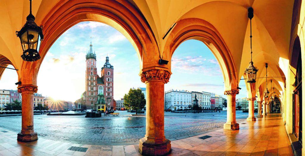 Κρακοβία Παλιά Πόλη