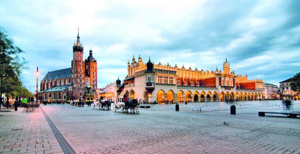 Κρακοβία πλατεία