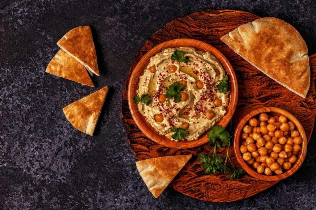 Λιβανέζικη κουζίνα, φαγητά