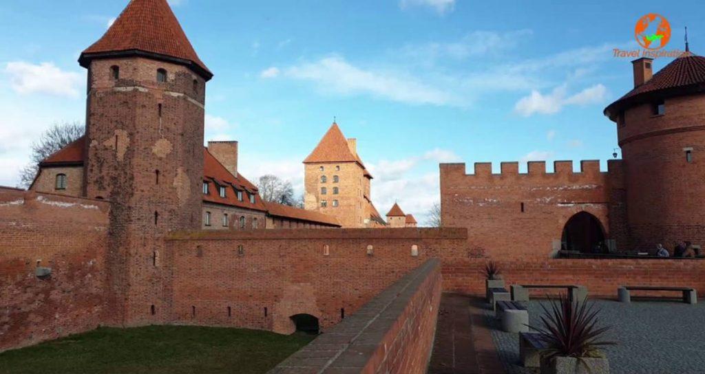 κάστρο του Μάλμπορκ, Πολωνία
